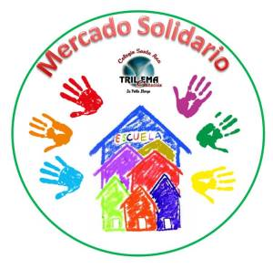 logo mercaddo solidario